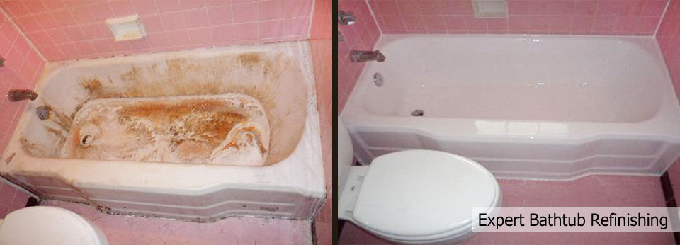 Tub Repair and Refinishing